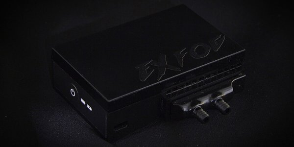ExFog black rechargeable battery