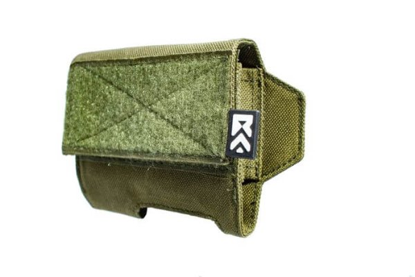 ExFog antifog system helmet pouch